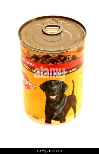 dog food tin stock photos dog food tin stock images alamy