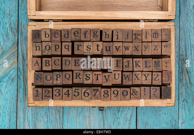 Letter Box Number Stock Photos & Letter Box Number Stock Images - Alamy
