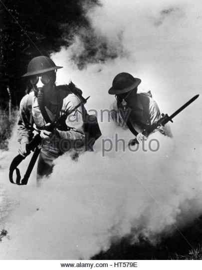 world war i chemical warfare World war i, which saw the first use of chemical weapons, has changed attitudes to their use.