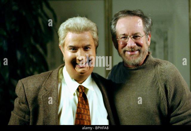 MARTIN SHORT & STEVEN SPIELBERG PRIMETIME GLICK (2001) - Stock-Bilder