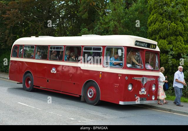 Vintage Bus Stock Photos Amp Vintage Bus Stock Images Alamy