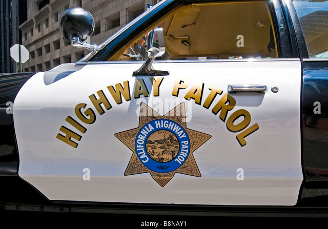 highway patrol stock photos highway patrol stock images. Black Bedroom Furniture Sets. Home Design Ideas