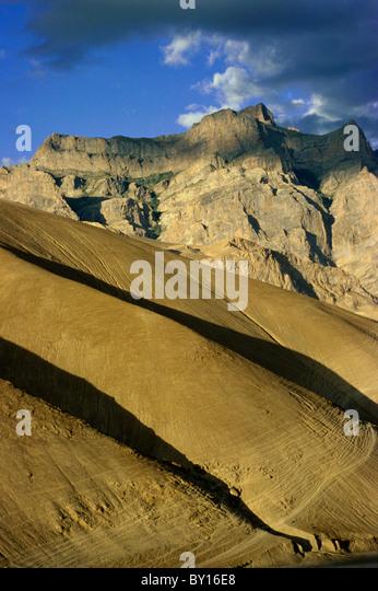 Mountains in Ladakh (Jammu+Kashmir), Indiia - Stock-Bilder