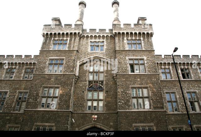 Honourable Artillery Company headquarters, London - Stock Image
