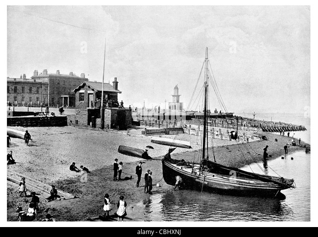 Victorian england lancashire stock photos victorian for Jubilee deep sea fishing