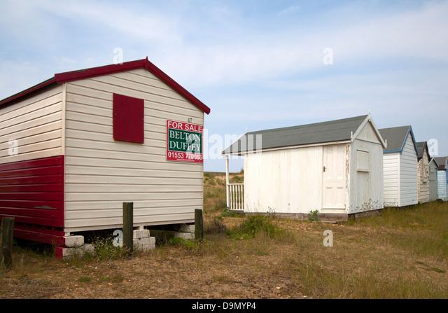 Beach Huts For Sale Heacham