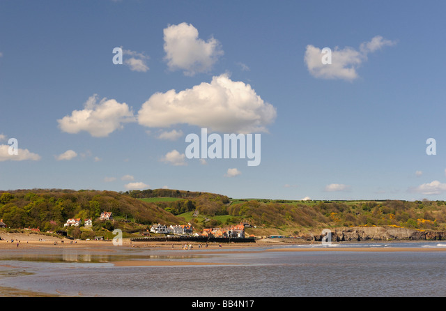 Sandsend Yorkshire Stock Photos Amp Sandsend Yorkshire Stock