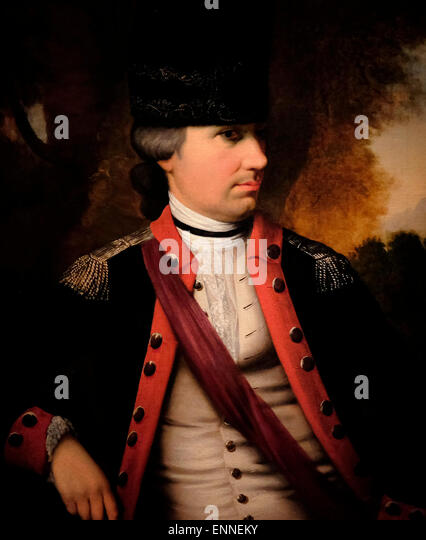 Charles Cotesworth Pinckney was a prominent South Carolina lawyer and planter, and the father of Governor Charles - Stock Image