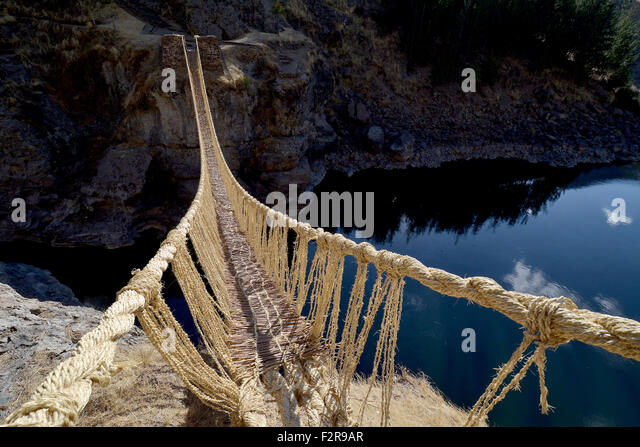 inca rope bridge - photo #18