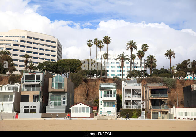 Santa Monica, Los Angeles, California, United States of America, North America - Stock Image