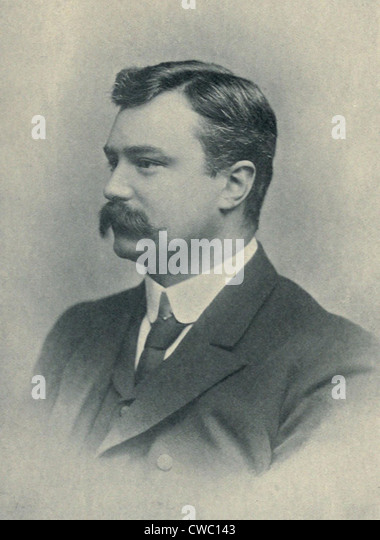 Edmund Dene Morel (1873-1924), British journalist, author and socialist politician, lead a long, but ultimately - Stock-Bilder