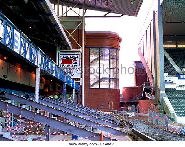 Ally mccoist stock photos ally mccoist stock images alamy for 11 stewart terrace macleod