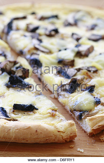 Cheese Pizza - Stock Image