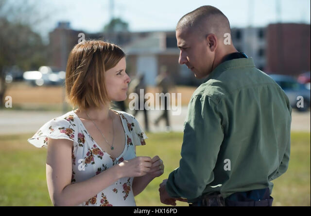 MAN DOWN 2015 Mpower Pictures film with Kate Mara and Shia LeBeouf - Stock-Bilder