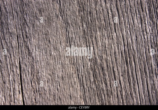 Texture of an wood board, details visible - Stock-Bilder