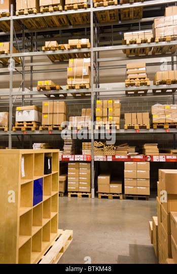 Megastore Warehouse Stock Photos Megastore Warehouse Stock Images Alamy