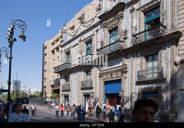 Sanborns mexico stock photos sanborns mexico stock for Sanborns azulejos mexico city