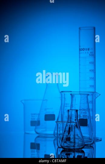 Laboratory Equipments - Stock Image