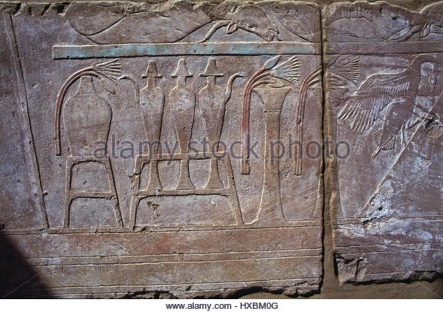 Egyptian wine stock photos images