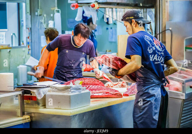 Renowed stock photos renowed stock images alamy for Wholesale fish market los angeles