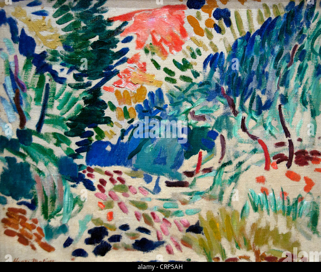 Fauvism and matisse stock photos fauvism and matisse for Matisse fenetre ouverte collioure