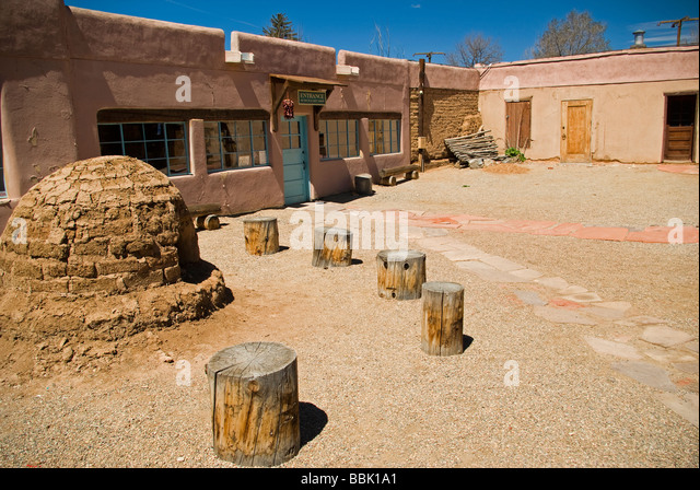 Kit carson museum stock photos kit carson museum stock for Kit homes new mexico