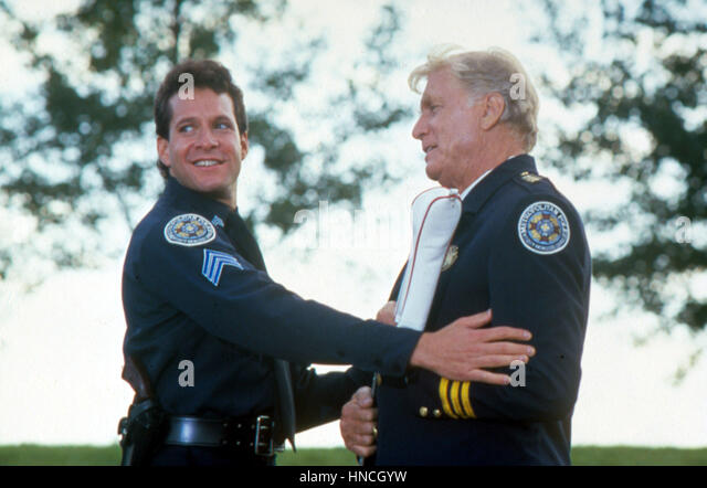 Jan. 1, 1987 - ......Police Academy 4: Citizen's On Patrol,  Steve Guttenberg,  George Gaynes..Film and Television. - Stock Image