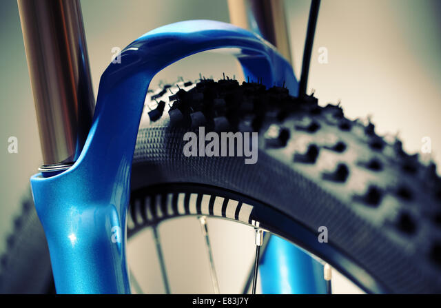 Mountain bike - Stock-Bilder