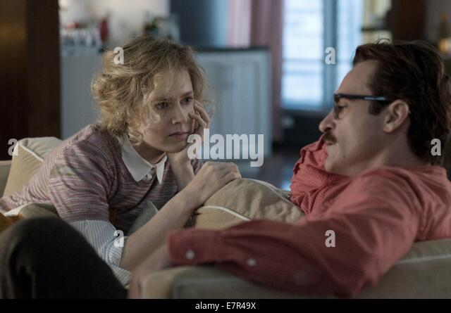 spike jonze amy adams stock photos amp spike jonze amy adams