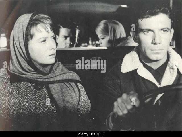 PERIOD OF ADJUSTMENT (1962) LOIS NETTLETON, TONY FRANCIOSA POFA 003FOH - Stock Image