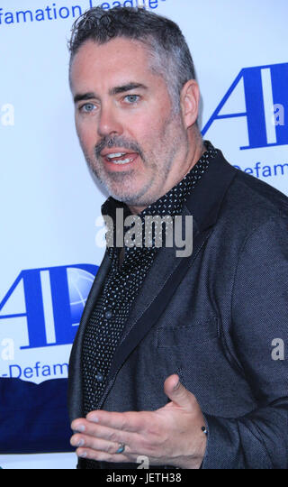 Anti-Defamation League entertainment industry dinner honoring Bill Prady - Arrivals  Featuring: Ed Robertson Where: - Stock-Bilder