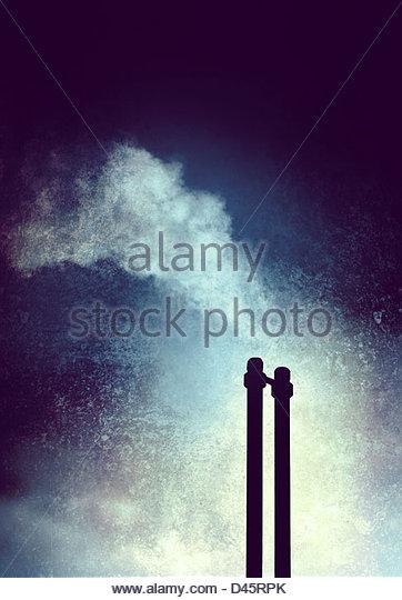 chimney textured background - Stock Image