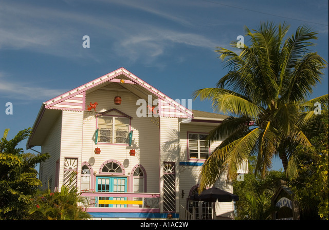 Florida Sanibel Island art gallery - Stock Image