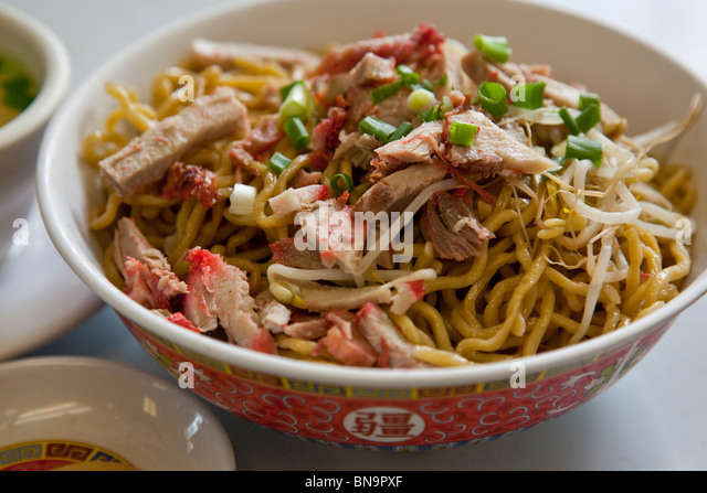 Noodle shop stock photos noodle shop stock images alamy for Aloha asian cuisine