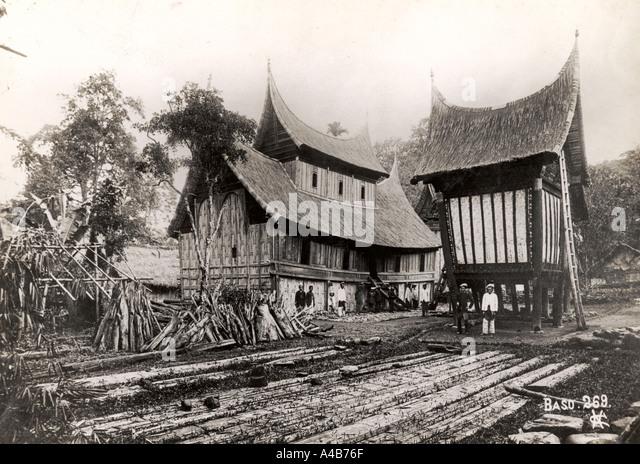 Padang - Stock Image