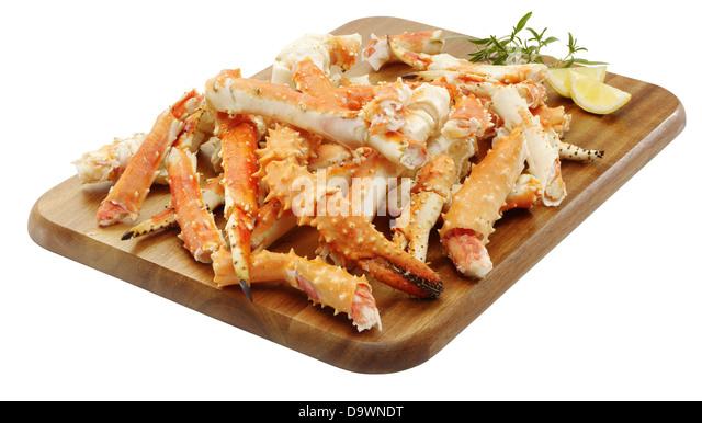 Crab Legs Stock Photos & Crab Legs Stock Images - Alamy