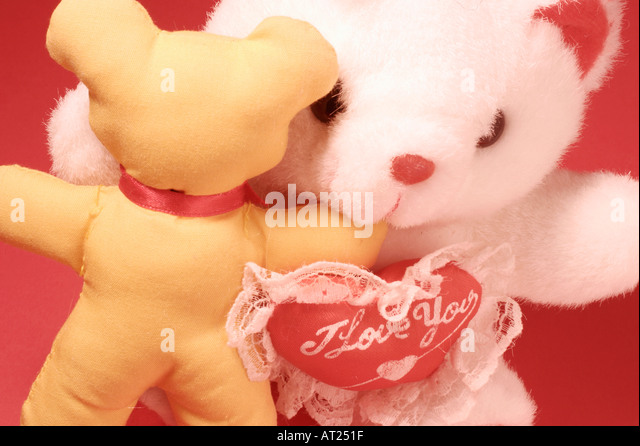 Teddy Bears - Stock Image