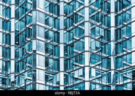 Modern architecture at Number 1 University Avenue, Toronto - Stock Image