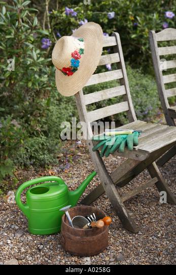 Garden maintenance tools stock photos garden maintenance for Garden tool maintenance