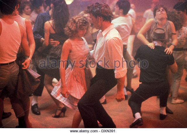 Dirty Dancing Film Still Stock Photos Dirty Dancing Film