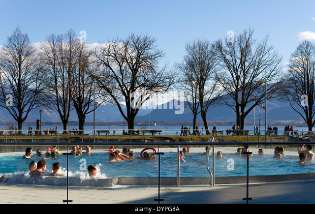 Outdoor pool germany stock photos outdoor pool germany - Swimming pool leipzig ...