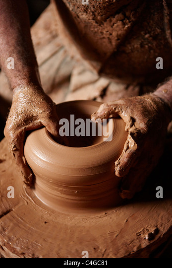 potters wheel stock photos potters wheel stock images alamy. Black Bedroom Furniture Sets. Home Design Ideas