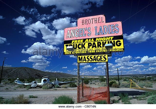 stock photo original sheris ranch legal brothel pahrump nevada