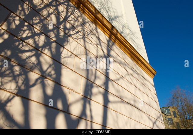 UNDER THE SHADOWS - Stock Image