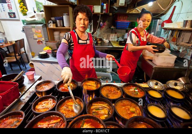 South Surrey Korean Restaurant