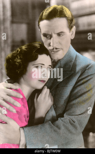 Paul Cavanagh (1888-1964) and Kay Francis (1905-1968), 20th century. - Stock Image