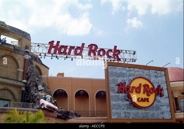 Hard Rock Cafe Universal Studios Orlando Hours