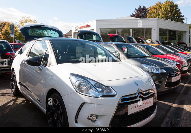 Citroen Dealership Stock Photos Amp Citroen Dealership Stock