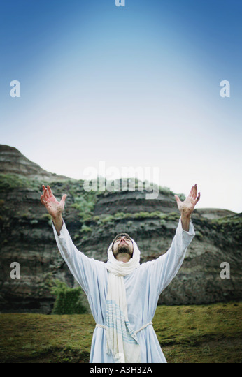 Religious - Stock Image