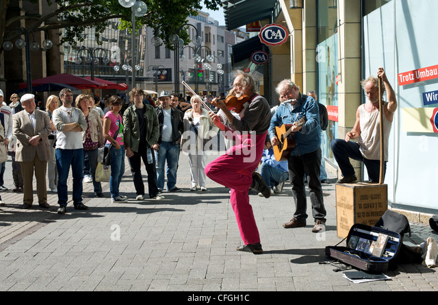 Møt folk i Köln